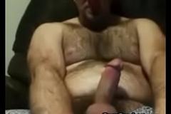 Great Frank Guy Masturbating