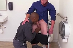 Hung sulky stud drilled away from situation boss
