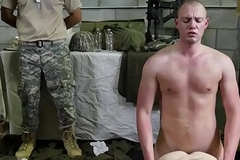 Military hunks aggravation fucked after wresting