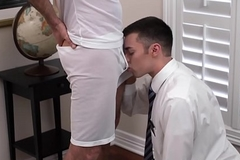 Horny mature Mormon barebacking virgin anal invasion hole