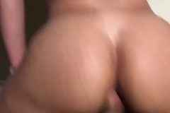 Bigass Sexy Latino Youngster riding a error-free cock.