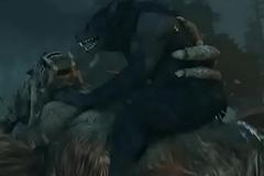 A troll bonk a werewolf
