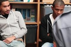 Black legal age teenager twink spunks