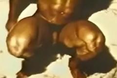 Gay Vintage 50'_s - Bill Grant, Bodybuilder 2