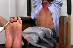 Sergey gets his satisfy leave body chuffed and his toes licked by a lover
