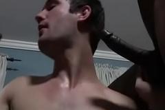 Black Muscular Joyful Man Fuck WHite Sexy Teen Boy 05