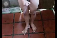 Tắm sục cu