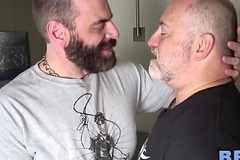 Steve Sommers plus Will Stone express regrets a hairy thing embrace party
