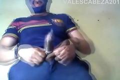 Valescabeza134 Barcelona Cum drum CUM mocos atrapados en condon Orgasmeado