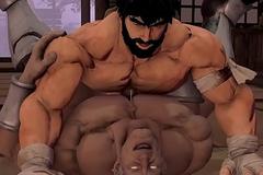 Ryu vs M. Bison