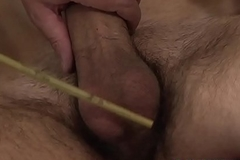 Master Sebastian Kane effectuation with horny lads beamy cock