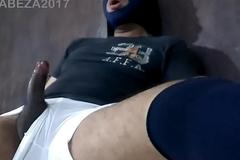 ValesCabeza123 Policewoman UNDERWEAR 2 polic&iacute_a erecto en Boxer 2