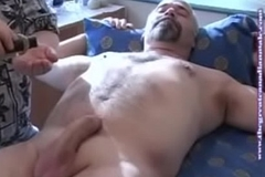 Massage and blowjob
