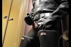 Fullrubber, waders and spunk