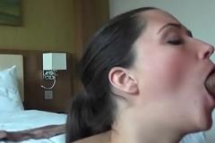 Teeny UK Pornstar Pixiee Coach Gets A Hot Fuck Coupled with 2 Facials