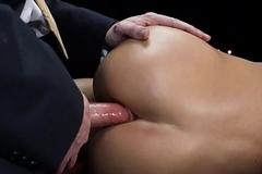 Disciplined mormon barebacks