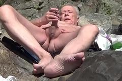 Norwegian daddy June 2015 (jerking no cum)
