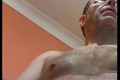 Julian wanking on skype part 1 - shaking my cock