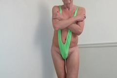Norwegian daddy in underwear