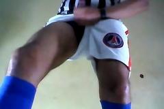 ValesCabeza069 Erect Soccer 2 (HANDS FREE CUM) futbolista Erecto PARTE 2 ME ESCURRE The grippe LECHE!