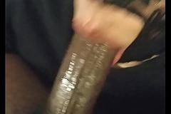 sucking my candidly friend'_s big hyacinthine cock