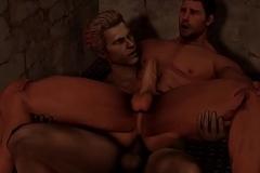 Resident Evil Gay Sex 2