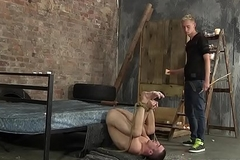Michael Wyatt is limbs tortured increased by drilled by Ashton Bradley