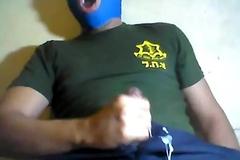 ValesCabeza027 AWESOME!!! MILITAR COP UNIFORM 2 policia Militar Uniformado ASOMBROSA CORRIDA MOCOS!