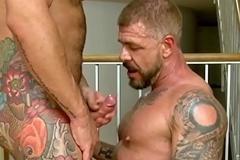 Rocco fudendo tatuado!