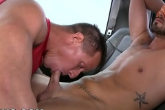 BAIT BUS - Be imparted to murder Rock Tricks Cody Robbinson Into Having Gay Sex