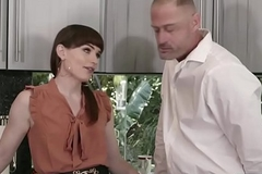 Elegant TS gets her tight ass drilled bareback